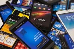 Pengapalan Smartphone Secara Global