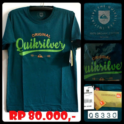 Kaos Distro Surfing Skate QUIKSILVER Premium Kode: QS330