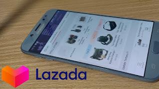 Belajar Jualan di Flatform Lazada.co.id