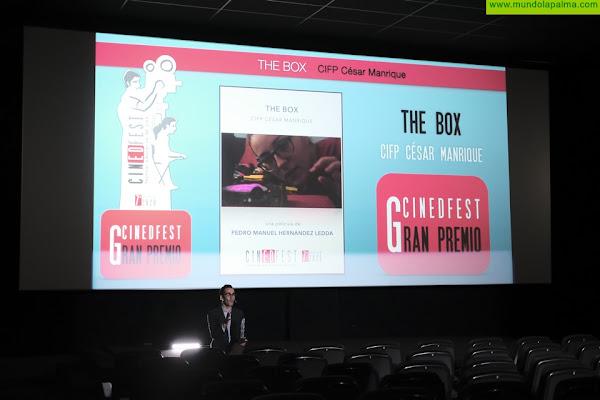 El IES Alonso Pérez obtiene el premio Enclave de Cinedfest