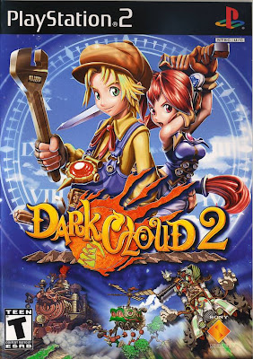 Dark Cloud 1 e 2 (PS2)