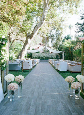 Incorporating non traditional chairs, sofas, and seating arrangements adds a classy touch to your ceremony.  Winter Wedding Ideas You Will Love – Wedding Soiree Blog by K'Mich, Philadelphia's premier resource for wedding planning and inspiration