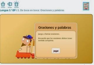 http://www.primaria.librosvivos.net/Oraciones_y_palabras.html