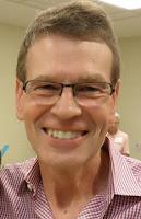 smiling face of Joe Burmester