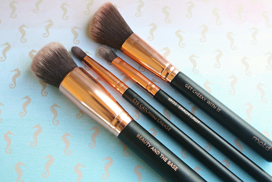 M.O.T.D. Cosmetics 💙 Vegan & Cruelty Free Makeup Brushes