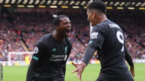 مشاهدة مباراة ليفربول وشيفيلد يونايتد بث مباشر