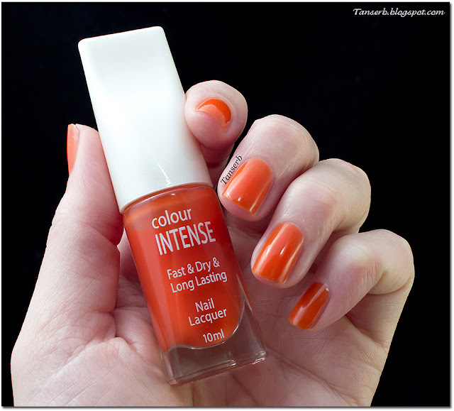 Color Intense fast&dry&long lasting № 127