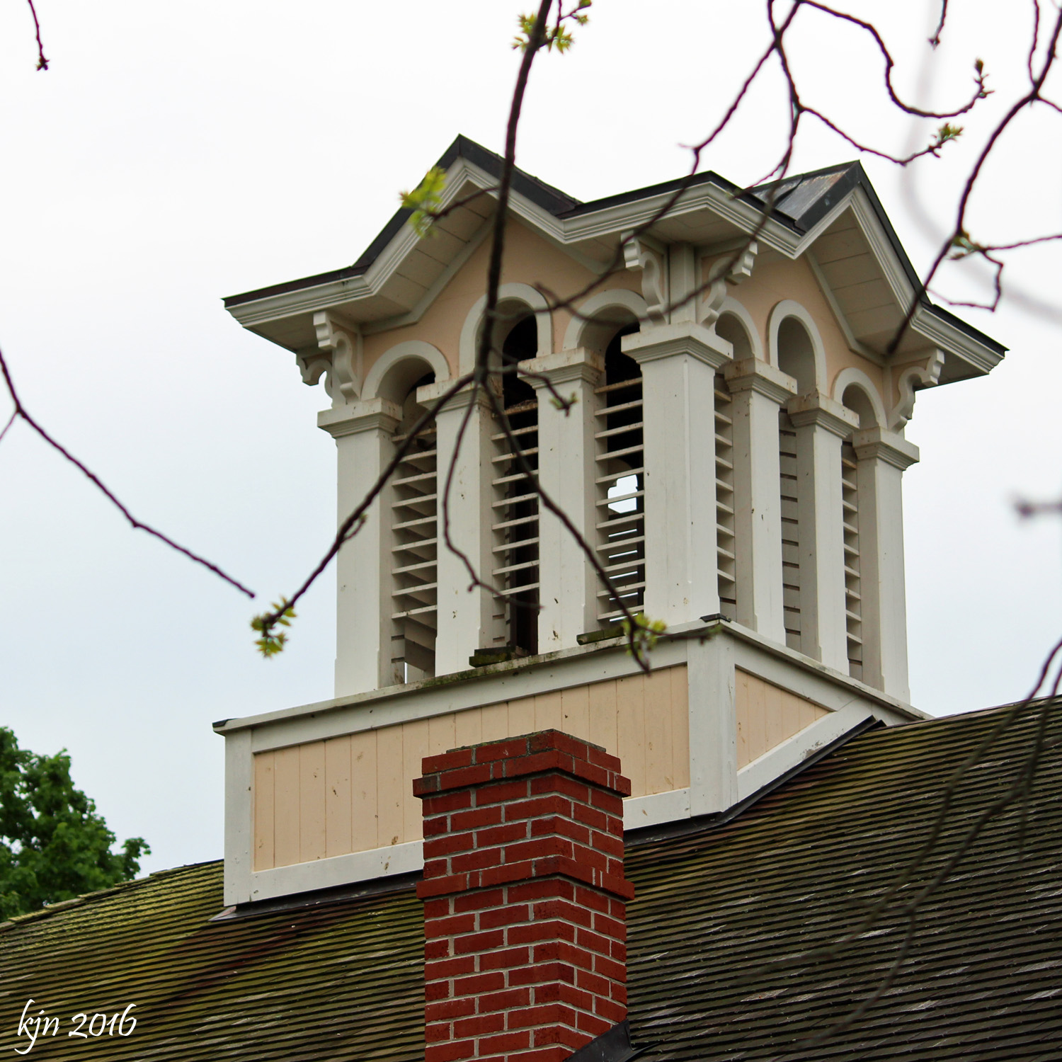 The outskirts of suburbia hatch house cupola for Cupola house