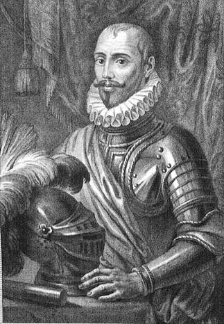 SANCHO DÁVILA Y DAZA (1523 - 1583)