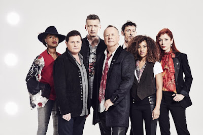Simple Minds Band Picture