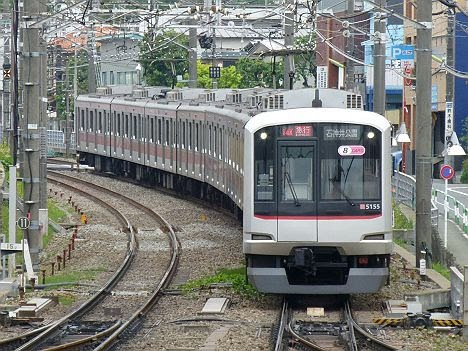【ダイヤ改正後も残存】5050系急行 石神井公園行き