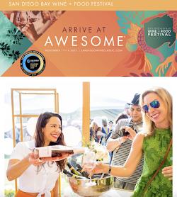 San Diego Bay Wine + Food Festival Returns This November 11-14, 2021