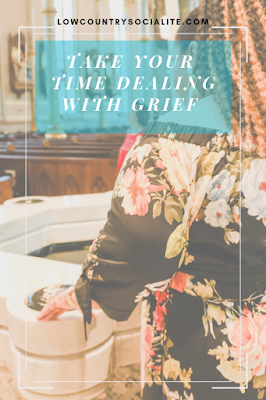 Take Your Time Dealing with Grief, St. John the Baptist Cathedral, Downtown Historic Savannah, The Low Country Socialite, Plus Size Blogger, Savannah Georgia, Hinesville Georgia, Kirsten Jackson