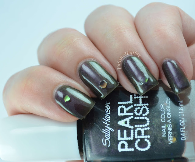 Sally Hansen Pearl Crush Clam Digger