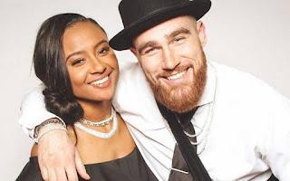 Travis Kelce S Girlfriend And Future Wife Kayla Nicole