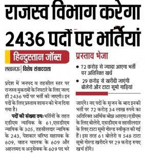 Uttar pradesh upcoming vacancies details here upcoming gov job 2018 2019 up upcoming diploma jobs graduation jobs