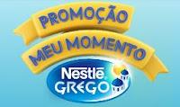 Promoção Meu Momento Nestlé Grego promonestlegrego.com.br