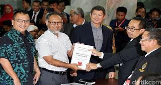 Tuding Suara Jokowi-Ma'ruf Digelembungkan, ini Data Suara Versi Kubu Prabowo-Sandi