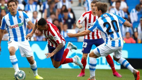 بث مباشر | مشاهدة مباراة أتلتيكو مدريد وريال سوسيداد اليوم 19-07-2020 بالدوري الإسباني