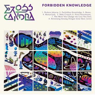 Eross Candra - Forbidden Knowledge (Full Album 2016