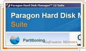 Paragon Hard Disk Manager Suite [DISCOUNT: 20% OFF] 14 10.1.21.471 Download