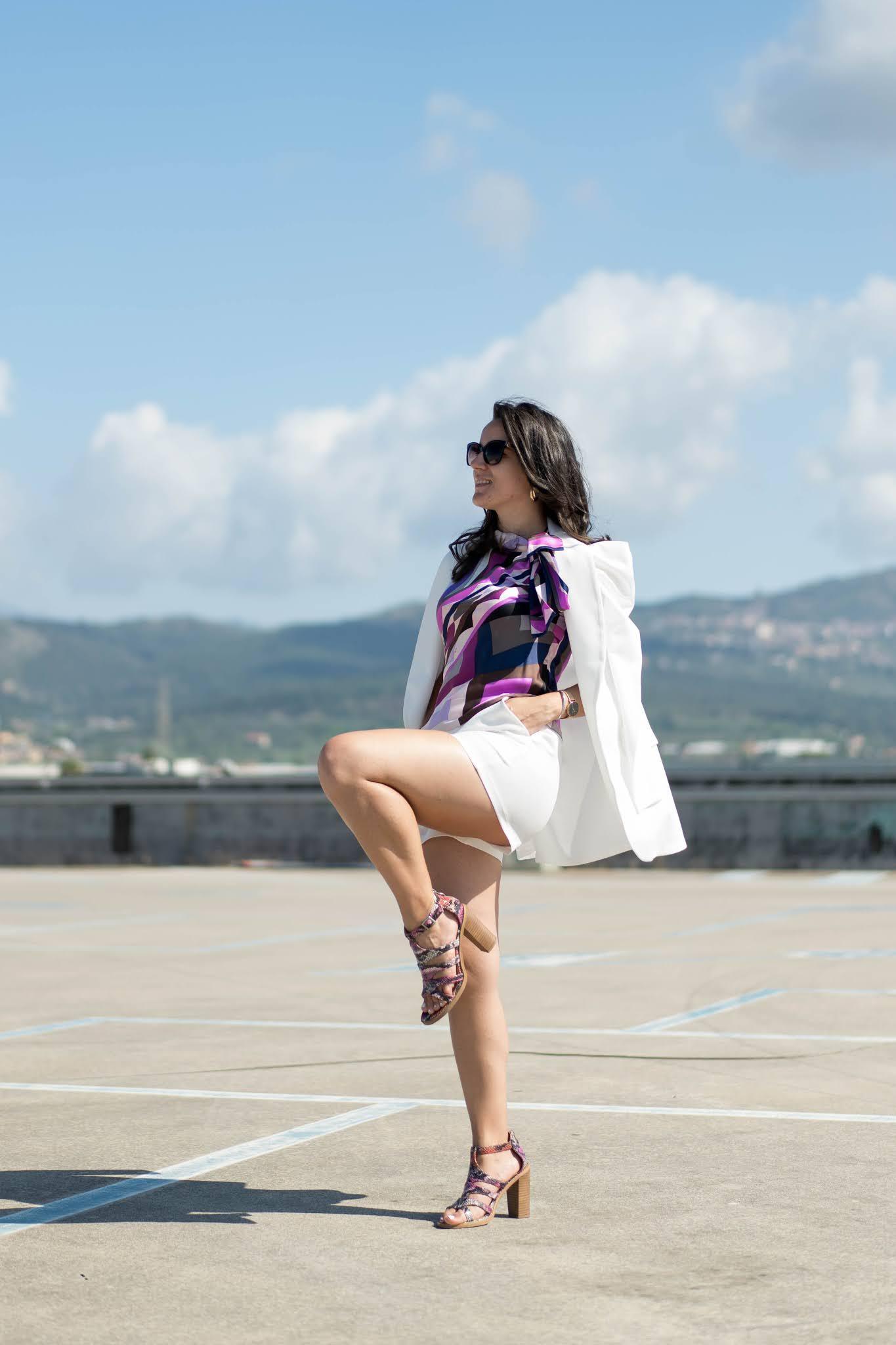 I pantaloncini: riscoperta dell'estate 2020 per i fisici pera!