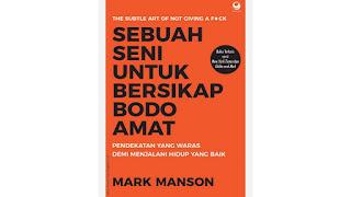 [9MB] Download Buku Sebuah Seni Untuk Bersikap Bodo Amat PDF