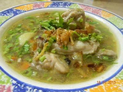 Resepi Sup Ayam Simple Tanpa Sup Bunjut