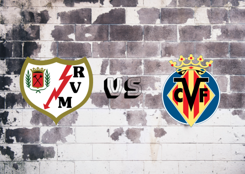 Rayo Vallecano vs Villarreal  Resume