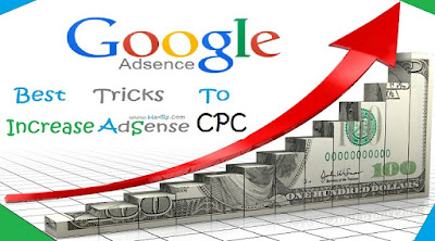 7 Best Tricks To Increase AdSense CPC