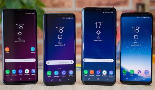 Harga Terbaru HP Samsung Bulan September 2019