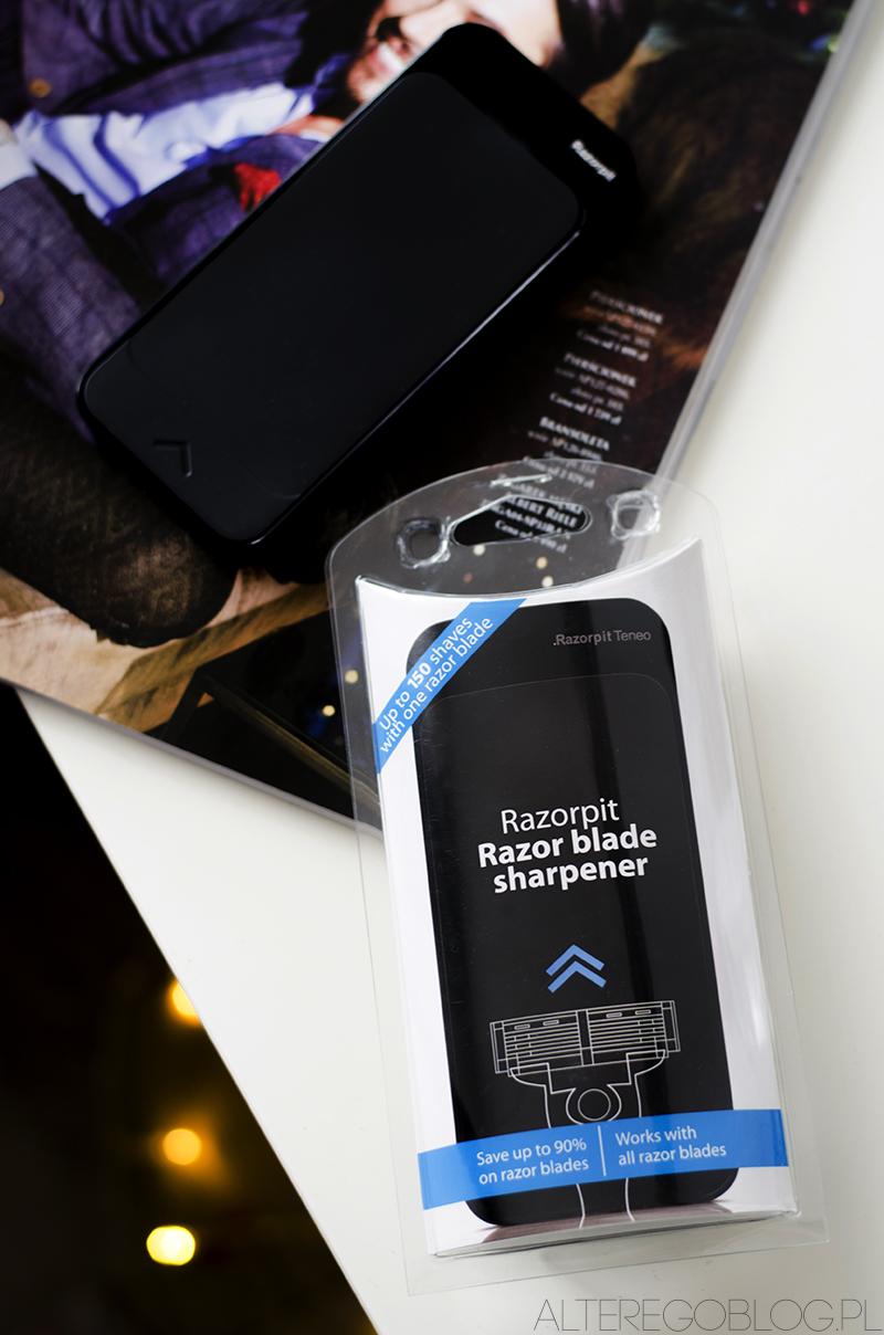 razorpit, razopit blade sharpener, razorpit recenzja, prezent dla faceta, prezent dla mezczyzny, pomysl na prezent dla faceta
