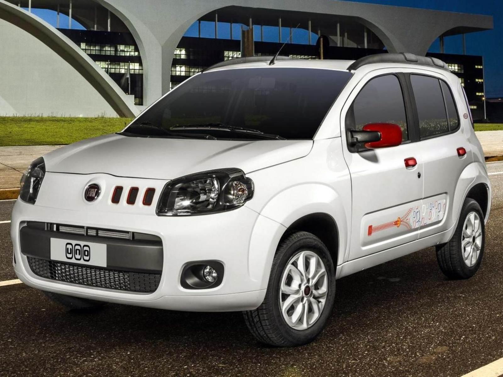 Novo Fiat Uno 2014