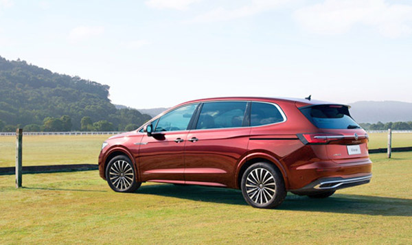 VW Viloran Goes On Sale In China As Biggest MQB-Based