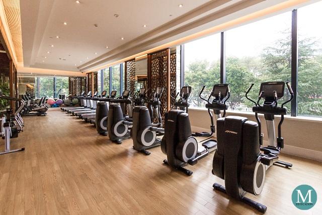 Shangri-La Hotel Guilin Fitness Center