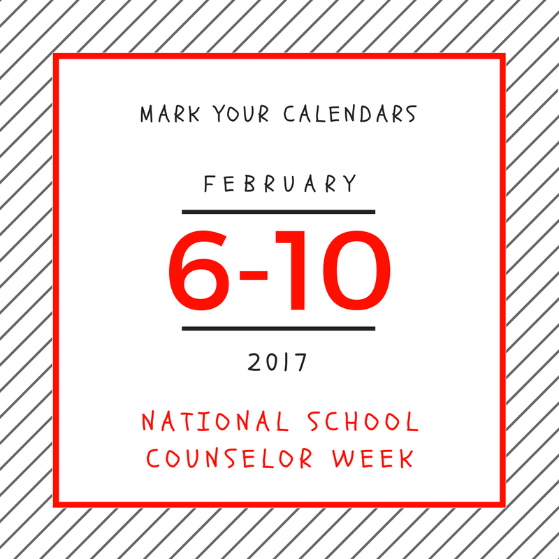 ... Flash, Not All Counselors Celebrate National School Counselor's Week