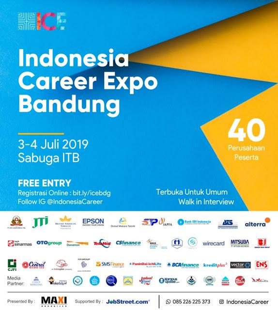 Job Fair Bandung Terupdate