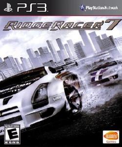 RIDGE RACER 7 PS3 TORRENT