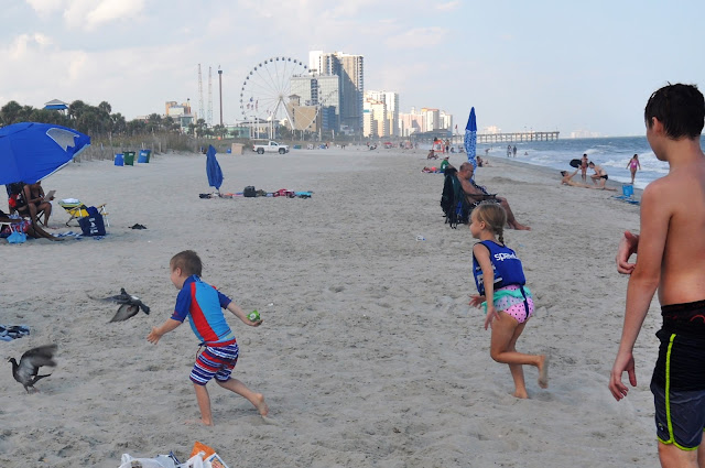 Myrtle Beach Family Travel