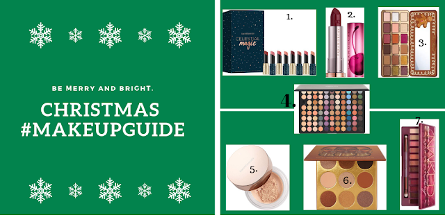 Makeup Christmas Guide