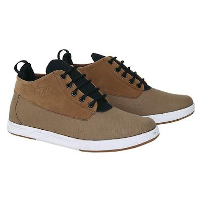 Sepatu Sneaker Cowok Catenzo DY 056