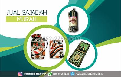 jual sajadah murah, jual sajadah souvenir, 0852-2765-5050
