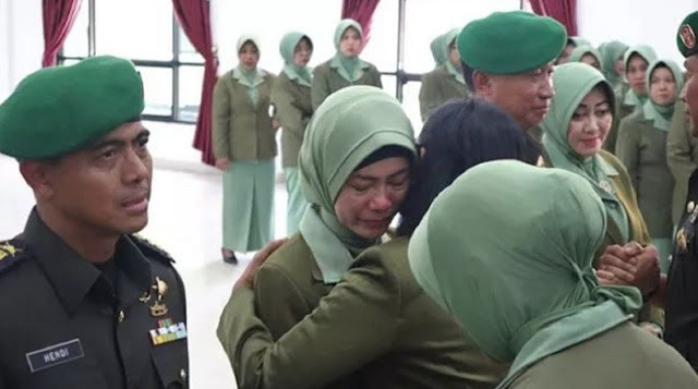 Dicopot karena Ulah Istri Sindir Kasus Wiranto, Kolonel Hendi: Saya Ikhlas