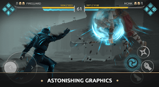 Shadow Fight Arena Play Store