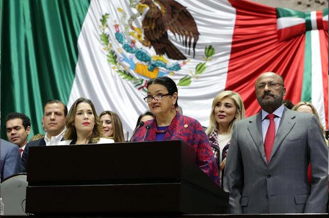 PRI pide mejorar el rumbo del país, abonar a la reconciliación nacional y evitar el autoelogio