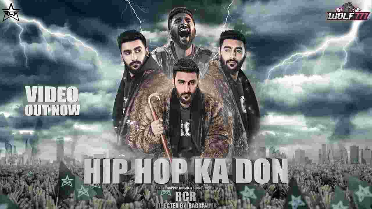 Hip hop ka don lyrics RcR Hindi Rap Song