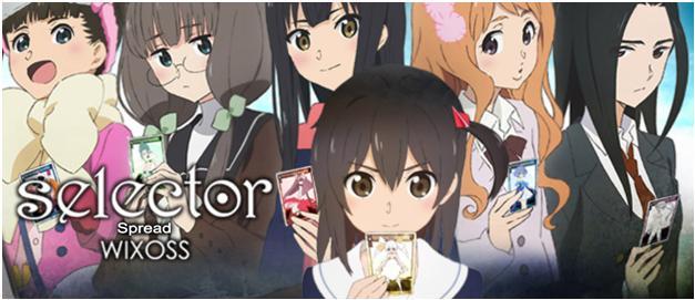 Selector Spread WIXOSS BD Subtitle Indonesia