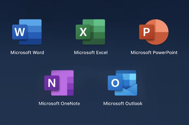 Microsoft Office 2019 MacOS 16.48 phù hợp cả chip M1