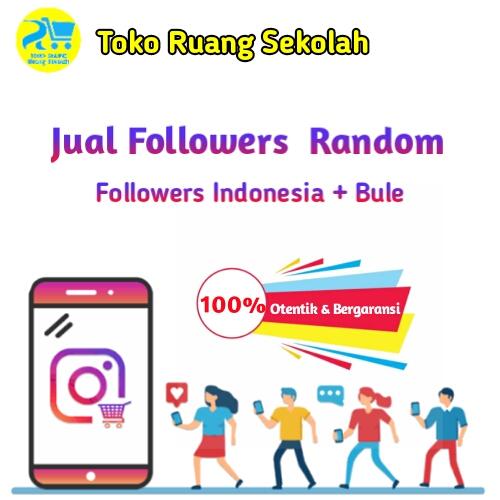Jasa Followers Instagram Random