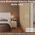Luxury Bedrooms Interior Design and Turn-key execution by Walls Asia Architects and Interior Designers